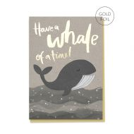 Stormy Knight 'Whale Of A Time' Card